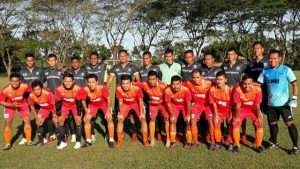 PPSM FC MAGELANG, PADA LAGA UJI COBA
