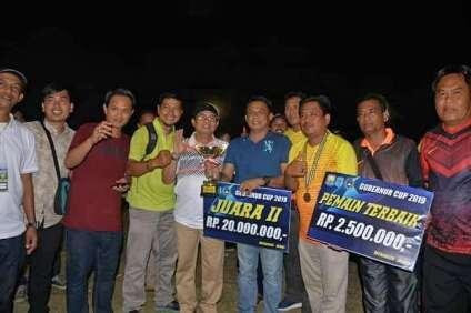 Fachrori Harap Gubernur Cup Dorong Pembinaan Sepak Bola Jambi