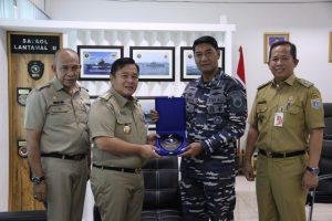100 Pengurus RT/RW dan LMK di Jakut Ikuti Patroli Laut