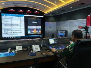 Penjaga Langit Diluncurkan LEONHARD SUHARJO PEMENANG PERTAMA