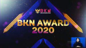 Aceh Timur Terbaik Kedua Pada Ajang BKN Award