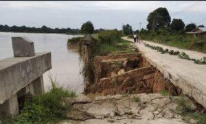 Ambruknya Turap Danau Tajwid, Kejati Riau Tetapkan Tersangka PLT Kadis PUPR Pelalawan dan Operator Alat Berat
