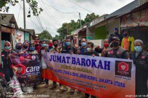 Sinergitas FWJ Korwil Jakut dan Bang Japar, Fahira Idris: Good Job