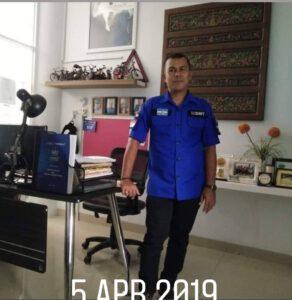 Rasyidin Pitung Tolak Hasil KLB Partai Demokrat di Deli Serdang.