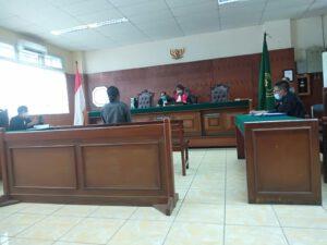 Hakim Pengadilan Negeri Jakarta Utara Sidangkan Perkara Kurir Narkoba