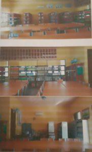 SMA N 1 Ranto Peureulak Renovasi Perpustakaan