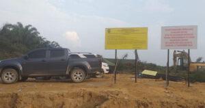 Sengketa Lahan di Gondai, Pemerintah diminta turun Kelapangan