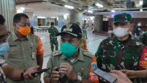 Wakil Wali Kota Jakarta Pusat Sarankan Sudin Kesehatan Jemput Bola Pemenuhan Target Vaksinasi Lansia
