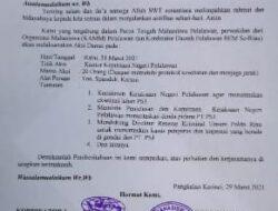 Eksekusi lahan tidak Tuntas PTMP-R akan gelar Aksi