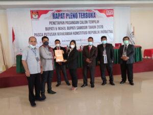 DPRD Samosir perlu segera Lakukan Paripurna Persiapan Pelantikan Bupati Samosir