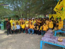 Syukuran dan Silaturrahmi serta Penyerahan SK, Golkar Aceh Timur Santuni Anak Yatim