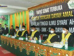 Yayasan Dayah AMAL Gelar Wisuda Sarjana Hukum S1,SMP, SMA/SMK