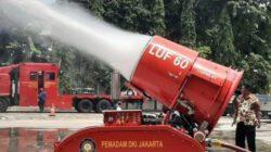 Bongkar Dalang Penggelembungan Anggaran Pembelian Mobil Dinas Damkar DKI Tahun 2019