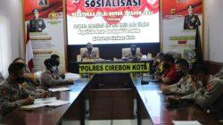 Kapolres Cirebon Kota Buka Sosialisasi Peraturan Polri Nomor 2 Tahun 2021 Bagi Jajaran Personel