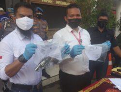 Jajaran Sat Reskrim Polres Cirebon Kota Berhasil Bekuk Pelaku Curanmor Bersenjata Air Soft Gun