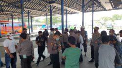 Gelar Operasi Pekat, Jajaran Polres Cirebon Kota Berhasil Amankan 3 Orang yang Diduga Calo dan Preman