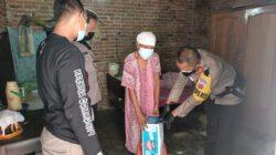 Momen Ramadan, Kapolres Cirebon Kota Berikan Bantuan Sekaligus Jadikan Ajang Silaturahmi