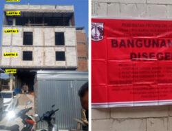 "Perda DKI No.7 Tahun 2010 ""Mandul"" Bangunan di Jl. Kramat Jaya,  Jakarta Utara Sarat Pelanggaran"
