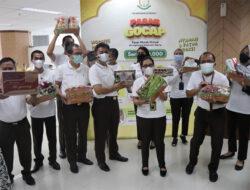 JAKSA AGUNG: Pasar Murah Virtual Putus Rantai Penyebaran Covid-19