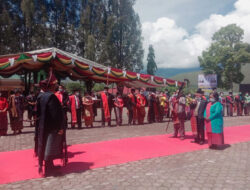 Pesta Syukuran Bupati dan Wakil Bupati Samosir Terpilih Berjalan Hikmah