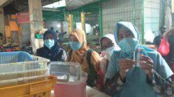 Jelang Lebaran, DPPKP Kota Cirebon Sidak Kandungan Bahan Makanan