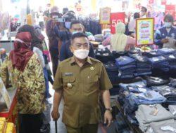 Wali Kota Cirebon Minta Pusat Perbelanjaan dan Masyarakat Tetap Laksanakan Prokes