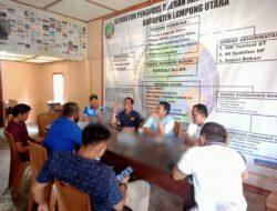 PD IWO Lampura Terima Kunjungan Direktur Media RLM dan Biro Medsos Lampung