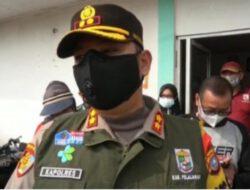 Kapolres Pelalawan tegaskan ASN maupun Polri yang ke pekanbaru akan di karantina.