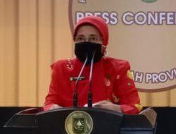 Zona merah Riau 525 Orang Hari Ini Dilaporkan Positif Covid-19.