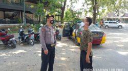 Antisipasi Cegah Tindak Kriminal Saat Liburan Idul Fitri, QR 41C Sabhara Polres Cirebon Kota Gelar Patroli