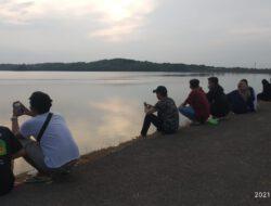 Momentum Idul Fitri, Danau Setupatok Menjadi Destinasi Wisata Bagi Masyarakat Lokal