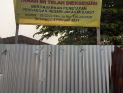 Citata Terkesan Tutup Mata Terkait Menjamurnya Bangunan Bermasalah Di Kecamatan Cengkareng