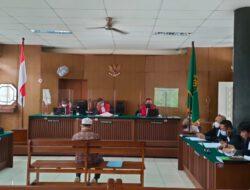Muhammad Kalibi Tidak Pernah Palsukan KK Majelis Hakim Diminta Membebaskannya Dari Tuntutan Jaksa