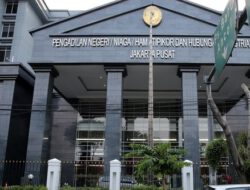 Pengadilan Negeri Jakarta Pusat Tutup Tiga Hari Karena Covid-19