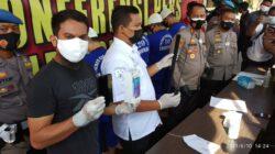 Kawanan Begal Digulung Satreskrimsus Polres Cirebon Kota, Satu Orang di Dor karena Melawan Petugas
