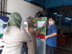 Satpol PP Jakarta Pusat Himbau Pengusaha Rumah Makan Tidak Menyajikan Hidangan Makanan Ditempat Selama PPKM