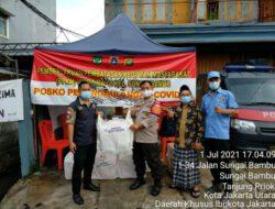 LTMNU DKI Jakarta Membantu Warga Yang Melakukan Isolasi Mandiri