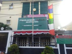 Sejumlah Pegawai PN Jakarta Utara Terpapar Covid-19 Tidak Perlu Lockdown Tapi WFH