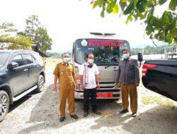 Bus Sekolah Ketahuan Mau Dikembalikan, Wakil Ketua DPRD Samosir Berang