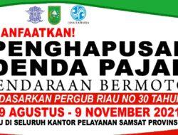 Himbauan Kapolres Rohul Atas  Kebijakan Pemprov Riau Penghapusan Denda Pajak.