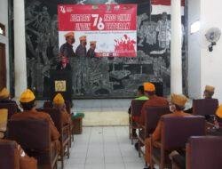 Peringati HUT RI di Masa Pandemi, Para Veteran Kota Cirebon Mendapat Tali Kasih