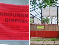 Gila ..! Izin Rumah Tinggal, Fakta di Lapangan Berubah Menjadi Bangunan Bengkel