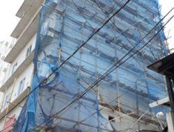 Bangunan Tambahan Hotel Heef Melanggar GSB GSJ Ironisnya Hanya Dilakukan Bongkar Cantik Saja