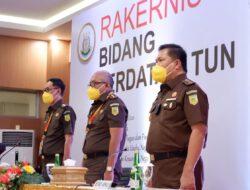 Jaksa Agung  Membuka Rapat  Kerja Teknis Bidang Perdata Dan Tata Usaha Negara