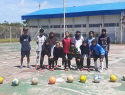 Tim Futsal Dara Dumai Mantapkan Persiapan Jelang Kejurda Piala Bupati Cup 2021.