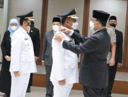 Tujuh Pejabat Eselon II  Diantaranya Dua Wali Kota Dilantik Gubernur DKI Jakarta