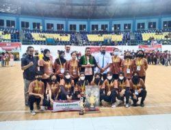 Tuntas Kejurda Futsal U – 18 Pelalawan, Dara Dumai Membawa Keharuman Nama Kota Dumai.