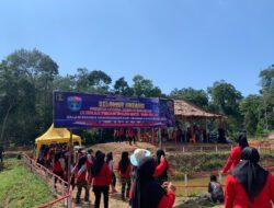 Meriahkan  HDKD 2021, LAPAS Pasir pengaraian taja family gathering dan lomba memancing.