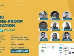 LP3I Melalui LSCE Gelar Program TOLS 2021, Benahi Pendidikan Vokasi di Indonesia